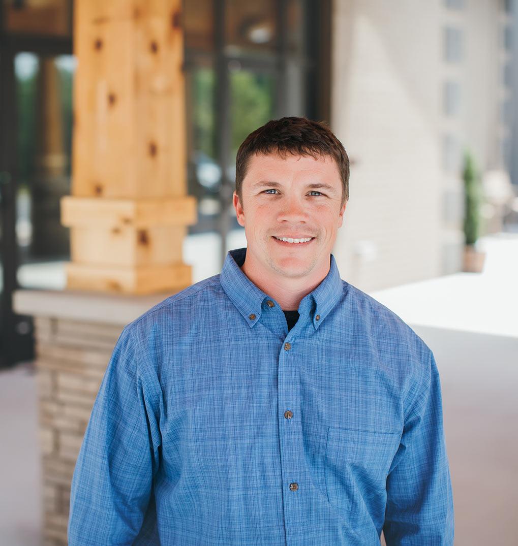 Brad Carter, executive pastor of operations at Bethlehem Church, Bethlehem, Ga.