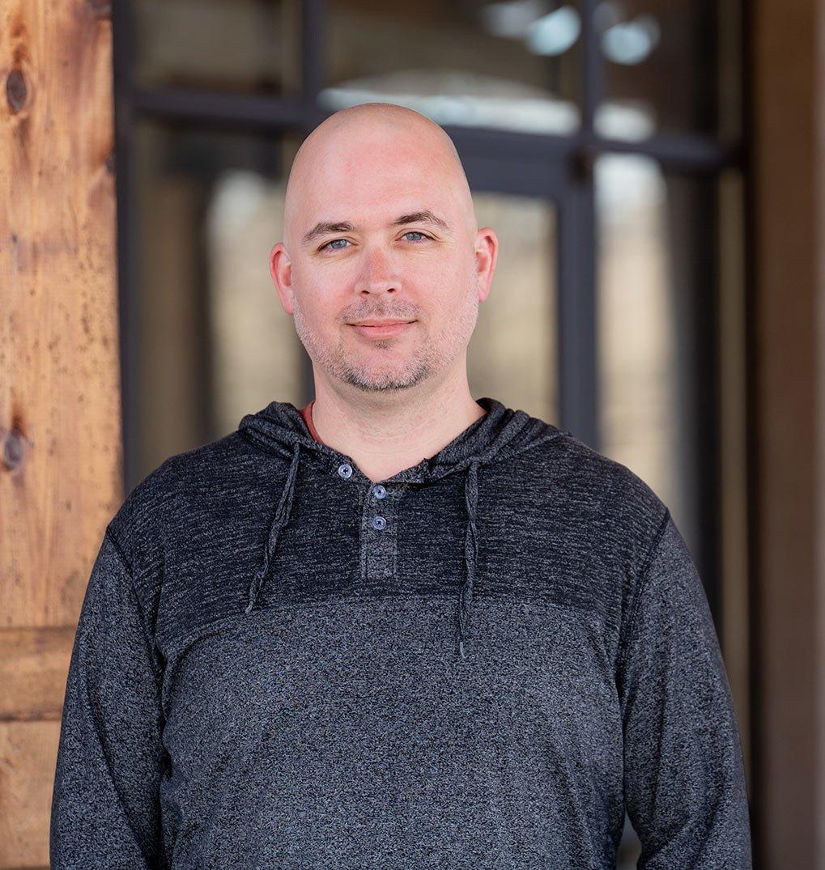Chris Vater, production director for Bethlehem Church