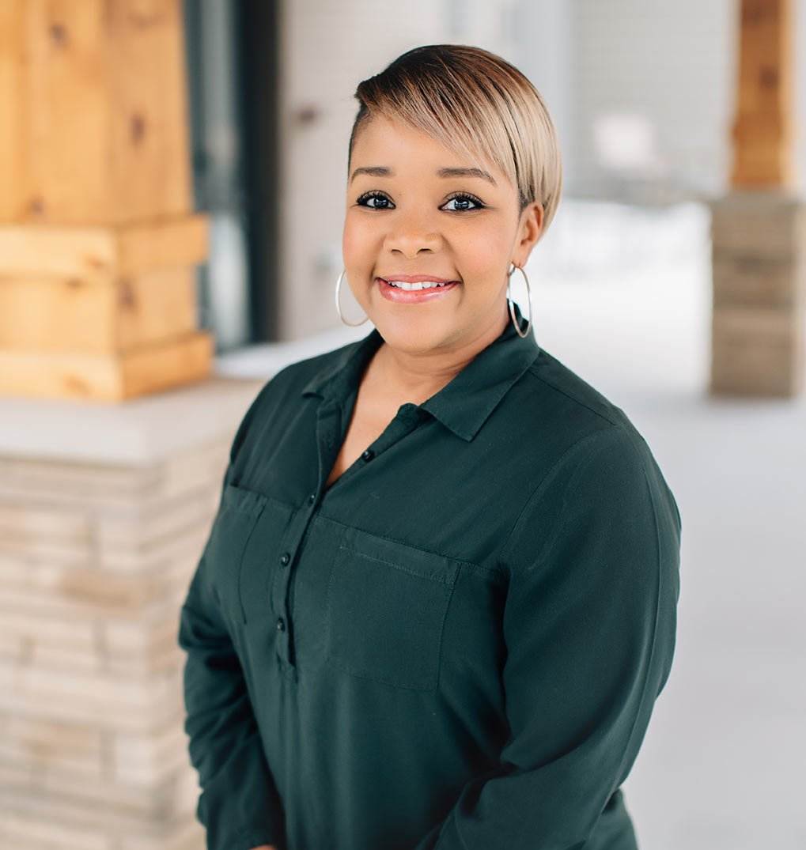 Ebony Murphy, executive assistance for Bethlehem Church 316