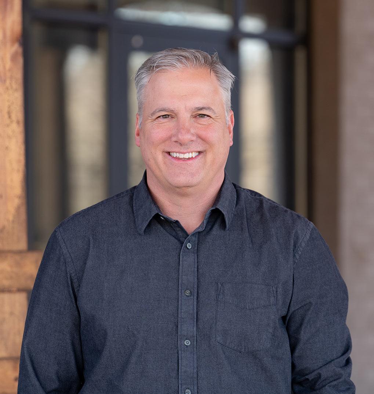 Kevin Miller, discipleship pastor at Bethlehem Church