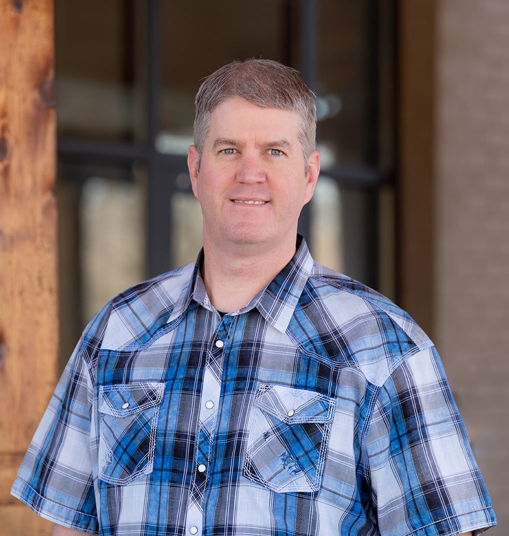 Mike Gerrells, creative/production pastor at Bethlehem Church near Athens, Ga.