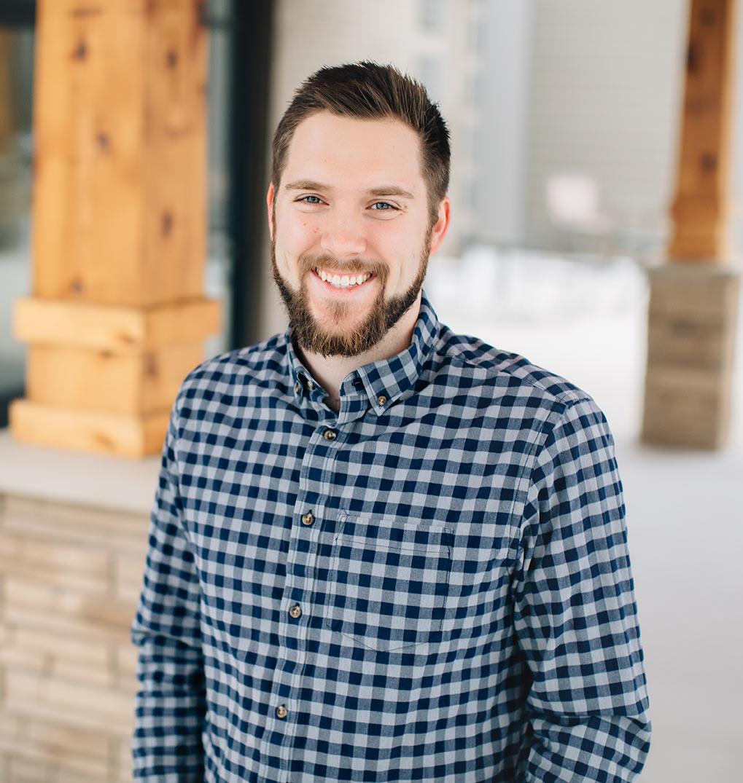 Nathan Unger, worship leader at Bethlehem Church Oconee Campus
