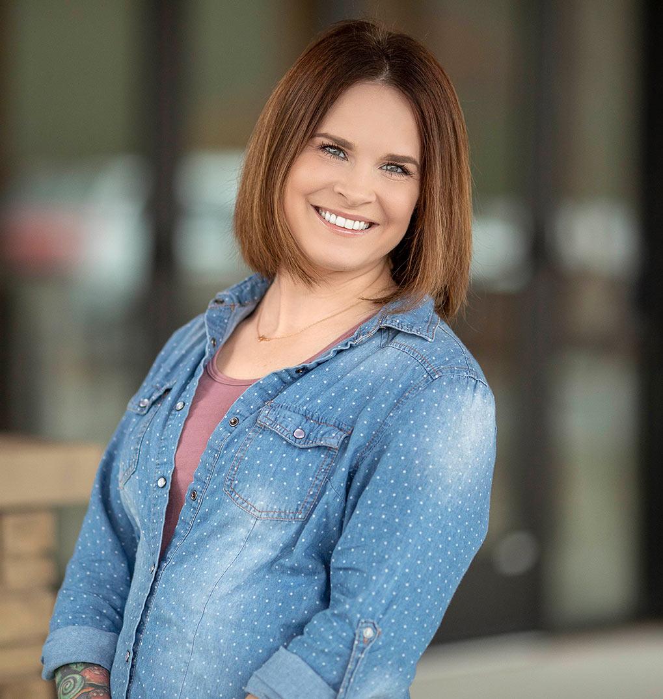 Nicole Sigman, creative content coordinator at Bethlehem Church