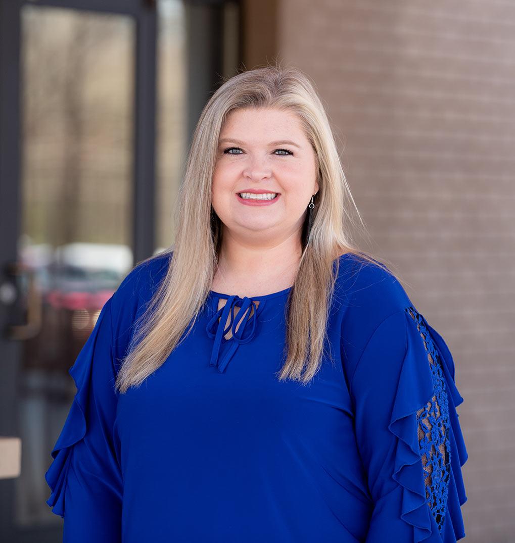 Tiffanie Broach, financial assistant at Bethlehem Church
